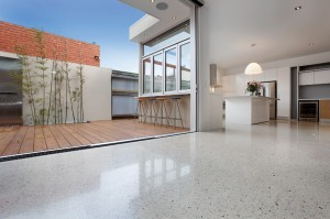 Concrete polishing - Prestige Floors