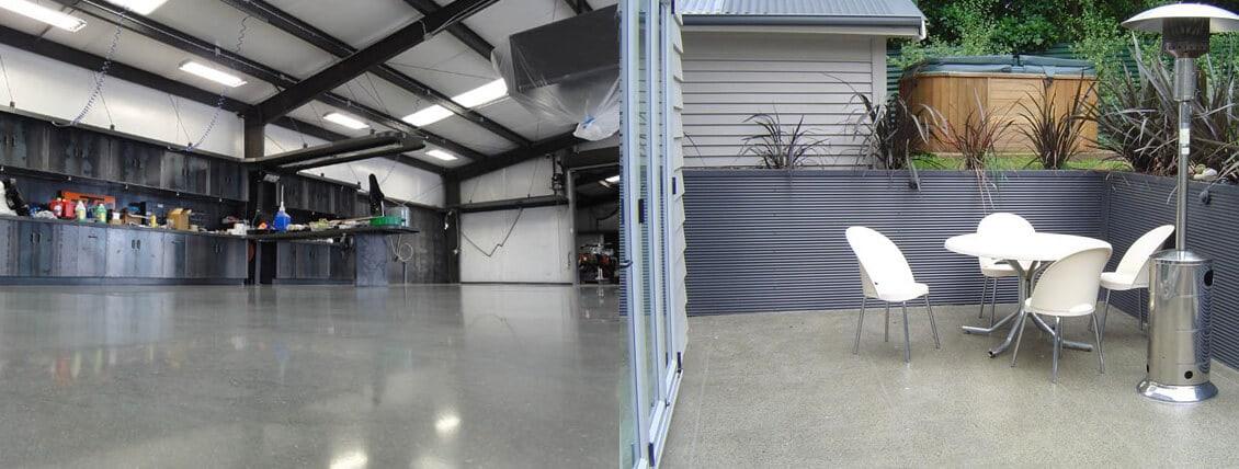 Concretes Floor Polishing Melbourne