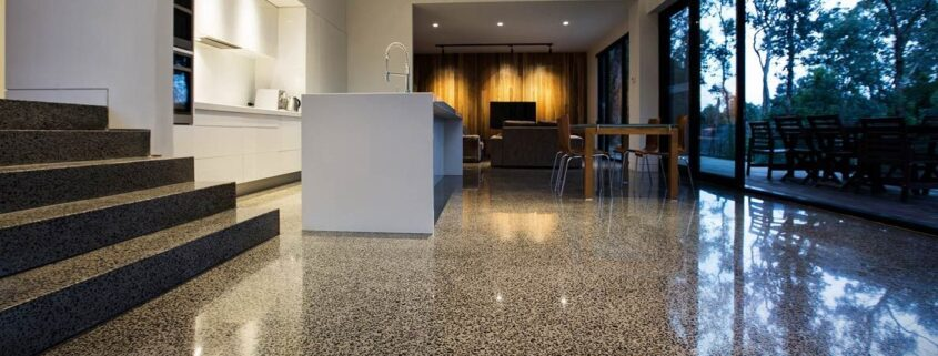 Floor Polishing in Melbourne
